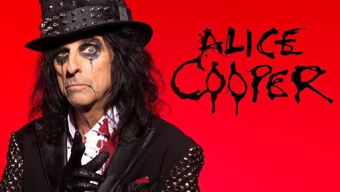 Spend The Night With Alice Cooper Sevenvenues