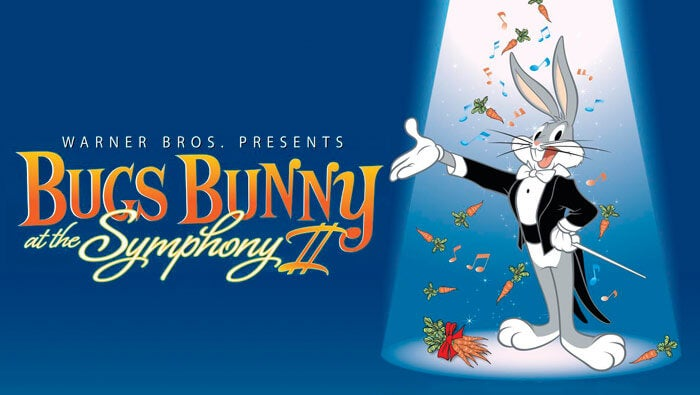 Warner S Bros Presents Bugs Bunny At The Symphony Ii