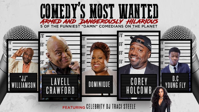 Traci Young Byron Wedding.Comedy S Most Wanted Sevenvenues