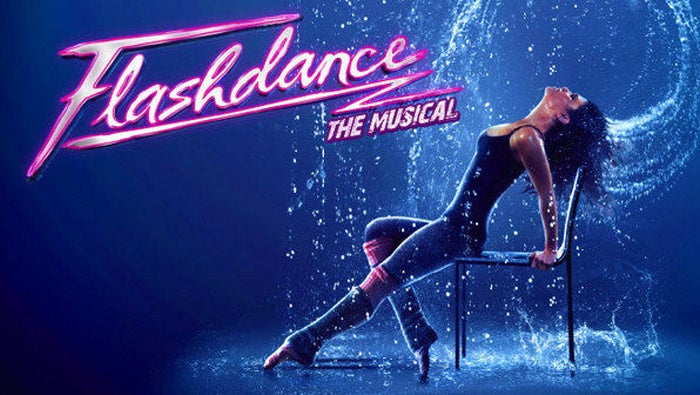 Flashdance Tour Dates